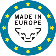 MADE IN EUROPEMADE IN EUROPE